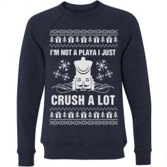 Nutcracker Player Christmas Sweater