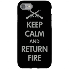 Keep Calm Return Fire