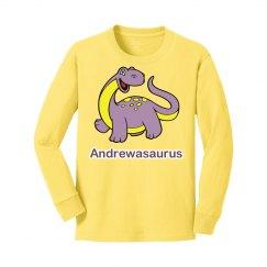 Your Name Asaurus