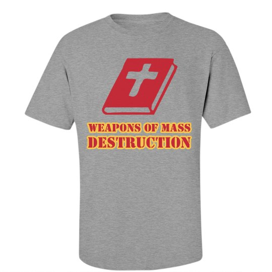 Bible Weapons
