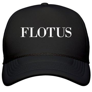 Black Flotus Cap