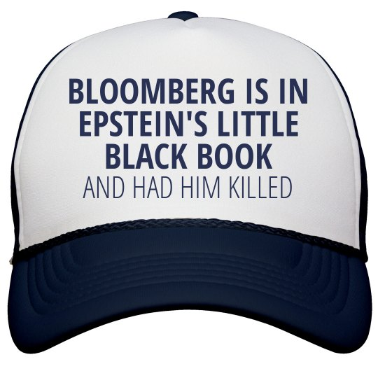 Bloomberg is in Epstein's Little Black Book