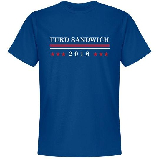 Blue Turd Sandwich 2016