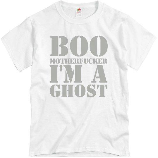 Boo MoFo Ghost