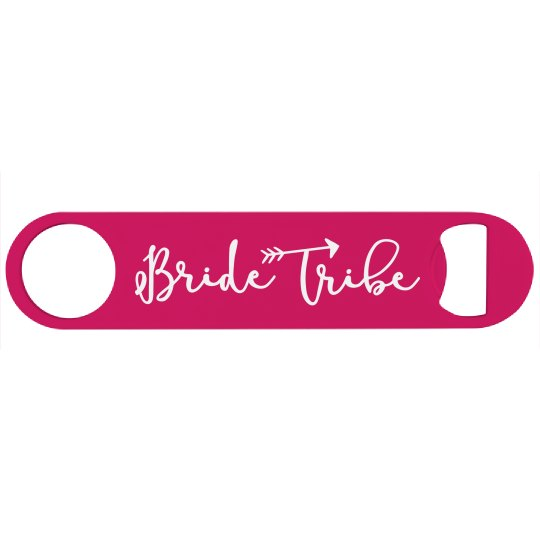 Bride Tribe Bottle Opener