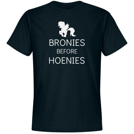 Bronies Before Hoenies