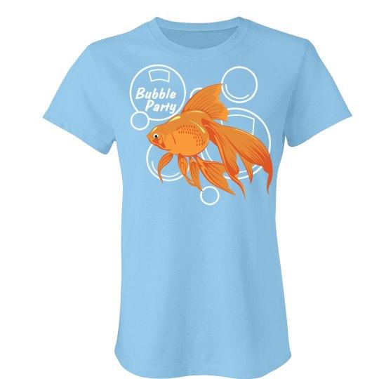 Bubble Party T-Shirt
