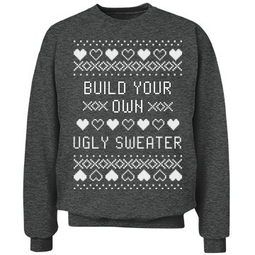 Build Your Own Ugly Sweater