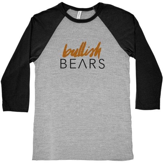 Bullish Bears [baseball tee]