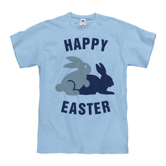 Bunnies In Love Easter