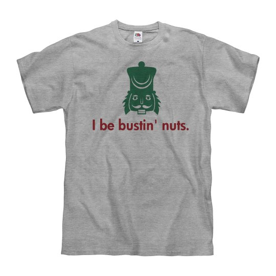 Bustin' Nuts Christmas