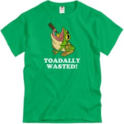 Toadally Wasted!