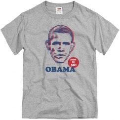 Obama In 3D