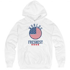 Worlds Freshest Hoodie