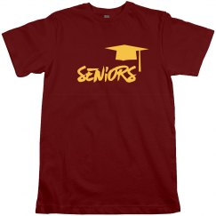 Seniors Graduation Tshirt