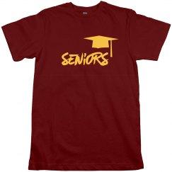 Seniors Graduation Tshirt