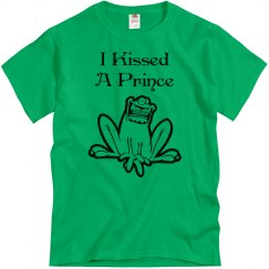 I Kissed A Prince