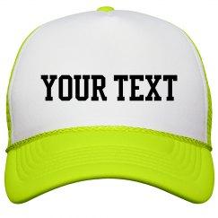 Your Custom Text