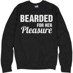 Pleasure Her With Beards