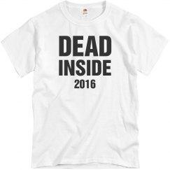 Dead Inside 2016