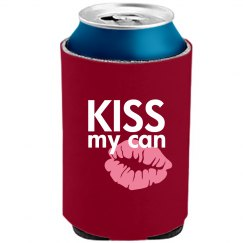 Kiss My Can Cooler