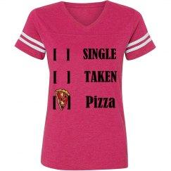SINGLE TAKEN PIZZA