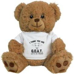 Goat Promposal