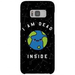 Dead Inside Phone Case
