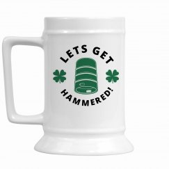 Green Kegs Hammered