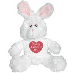Happy Valentine's Day Bunny