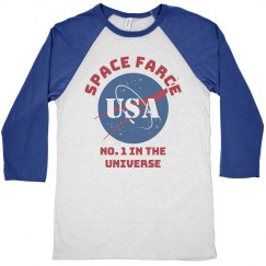 Space Farce No. 1 In The Universe