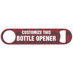 Custom Business Bottle Opener