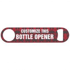 Custom Business Bottle Opener