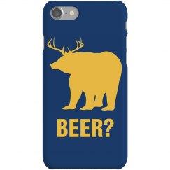 Deer Bear Beer Bear