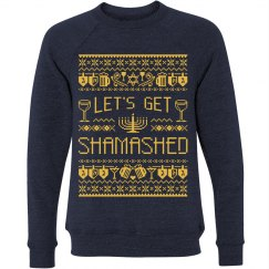 Get Shamashed This Hanukkah