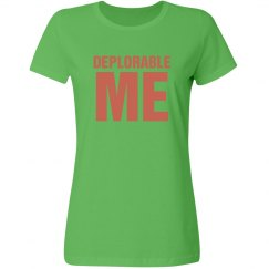 Deplorable Me