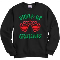 Metallic Drink Up Grinches