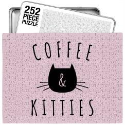 Cute Coffee And Kitties