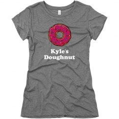 Girlfriend's Doughnut