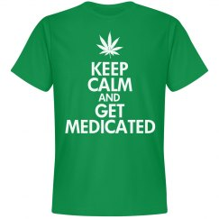 Keep Calm Legal Weed