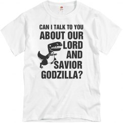 Godzilla Our Savior