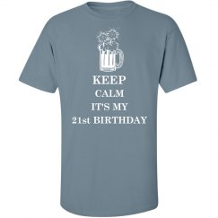 Keep Calm 21st Birthday
