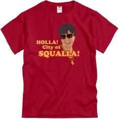 Holla Squalla Boys