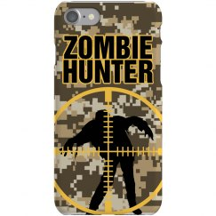 Zombie Hunter Camo Case
