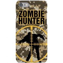 Zombie Hunter Camo Case