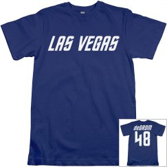 deGROM Player Tee