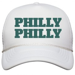 Philly Philly Football Hat