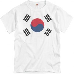 Korean Flag T-Shirt