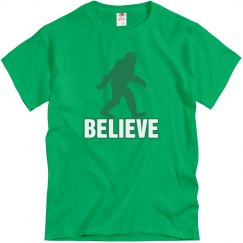 Believe In Bigfoot