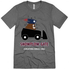 Snow Plow Gate
